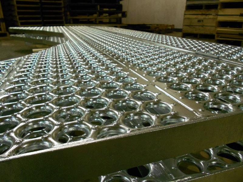 Steel Catwalks, Decking and Railings