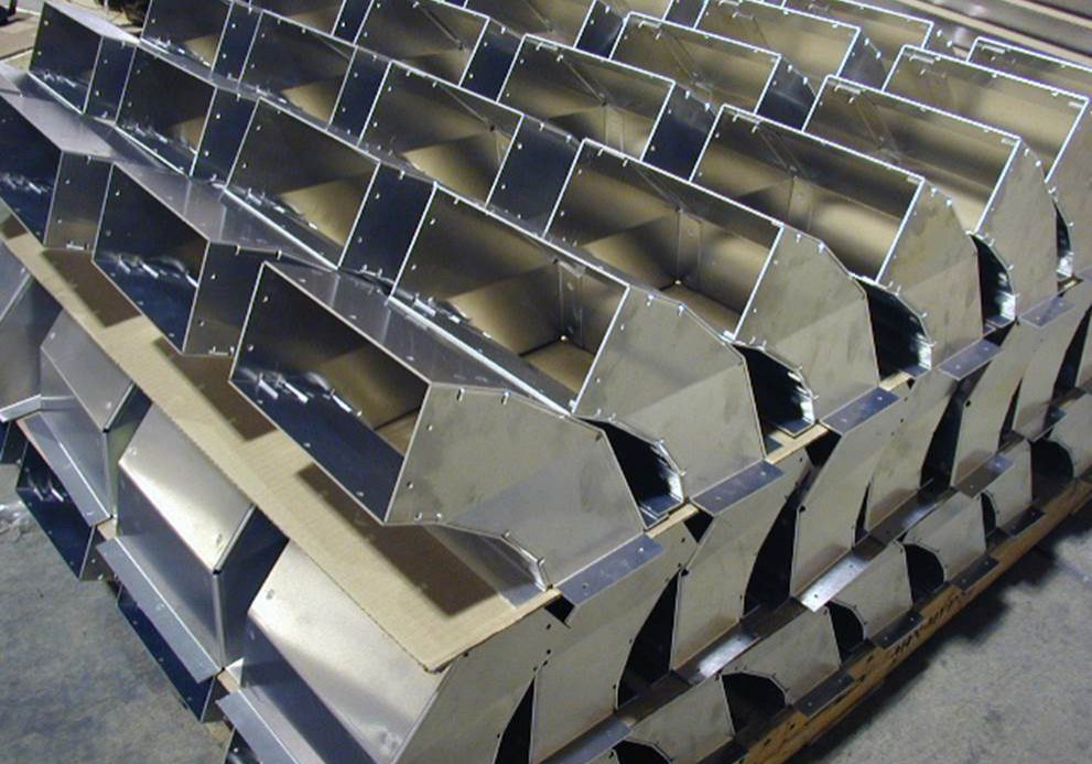metal ducting